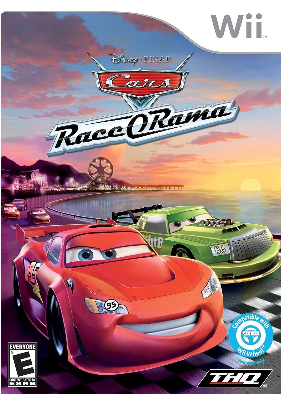 Disney's Cars Race O Rama - Nintendo Wii (Renewed)