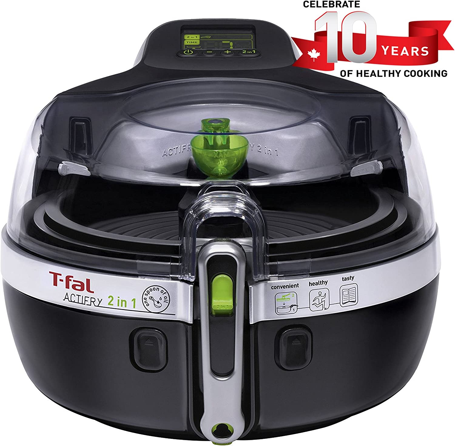 Tefal YV9601 Actifry 2 in 1 Review