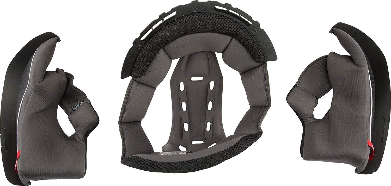 Scorpion Kwikwick EXO-R420 Liner Street Motorcycle Helmet Accessories Grey 2X-Large