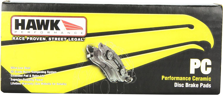 Hawk Performance HB418Z.646 Performance Ceramic Brake Pad