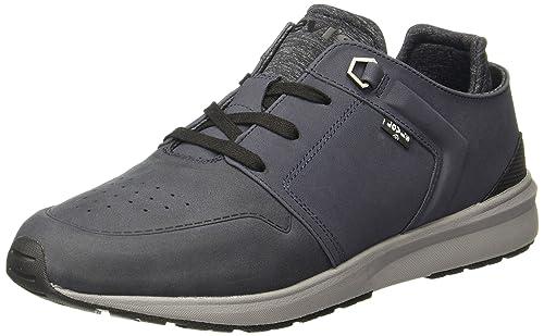 Black Tab Runner Sneakers