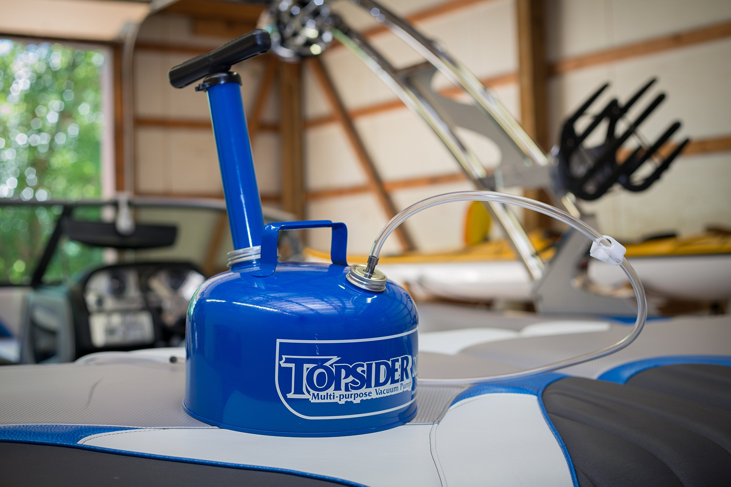 Air Power America 5060TS Topsider Multi-Purpose Fluid Removing System by Airpower America (Image #3)