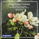 Telemann: The Grand Concertos for Mixed Instruments, Vol. 2