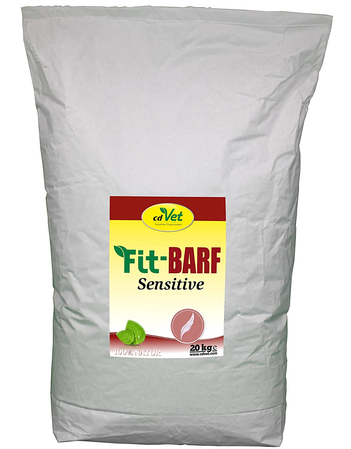 cdVet Naturprodukte Fit-BARF Sensitive 20 kg