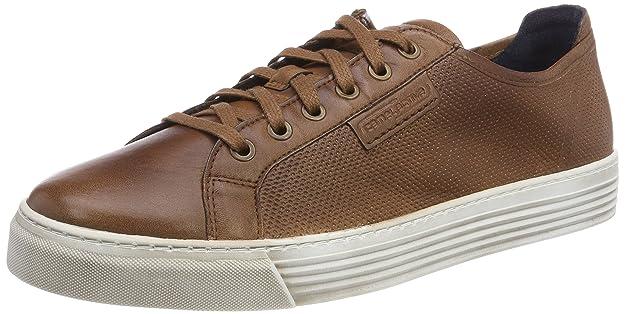 Herren Bowl 17 Sneaker, Braun (Brandy), 42.5 EU Camel Active