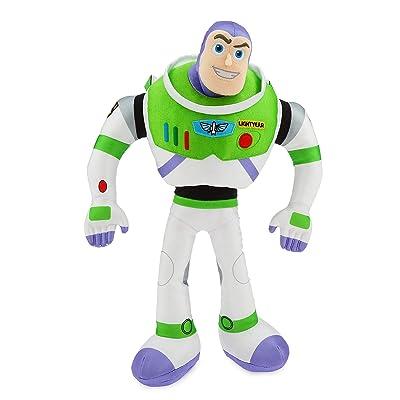 Disney Buzz Lightyear Plush - Toy Story 4 - Medium - 17 Inch: Toys & Games