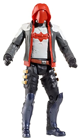 Amazon dc comics multiverse 4 basic figure red hood toys dc comics multiverse 4quot basic figure red hood sciox Images
