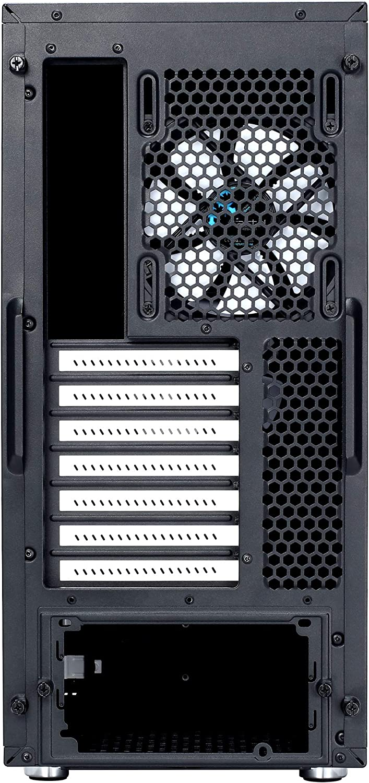 Fractal Design ATX Mid-Tower Geh/äuse FD-CA-DEF-C-BK-TG