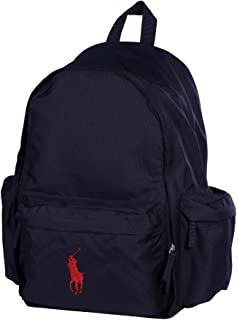 bc3f939881af Amazon.com  Polo Ralph Lauren Kids School Backpack Gym Sports Laptop ...