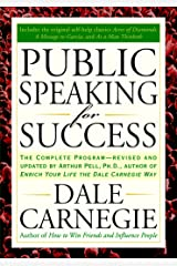 Public Speaking for Success Kindle Edition