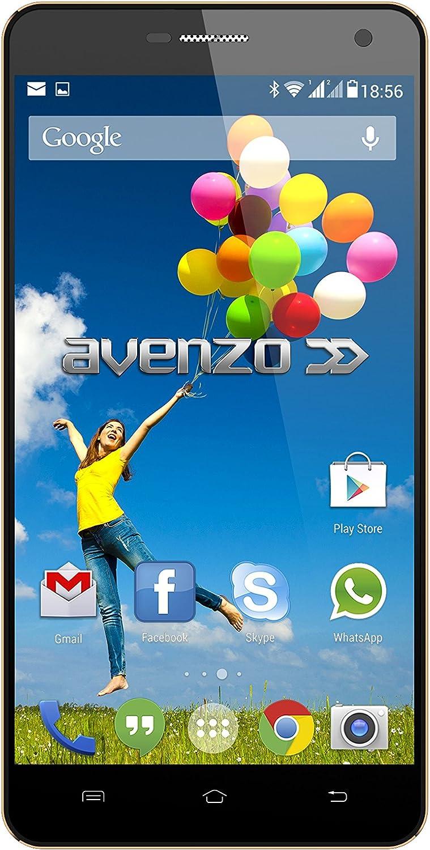 Avenzo Xirius 5.5 - Smartphone de 5.5