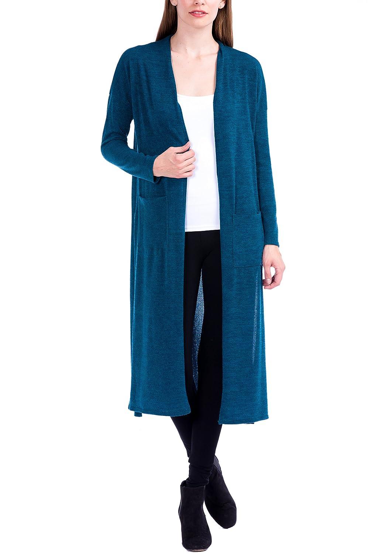 Modern Kiwi Kenzie Long Knit Open Duster Cardigan at Amazon ...