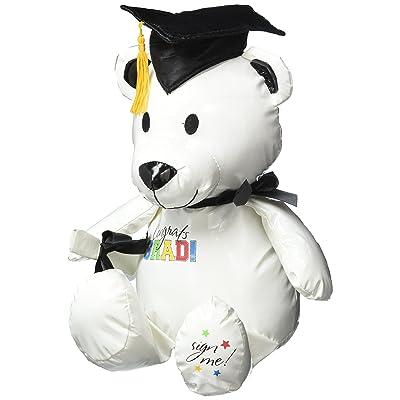 Graduation Bear Autograph Plush , Party Favor: Toys & Games