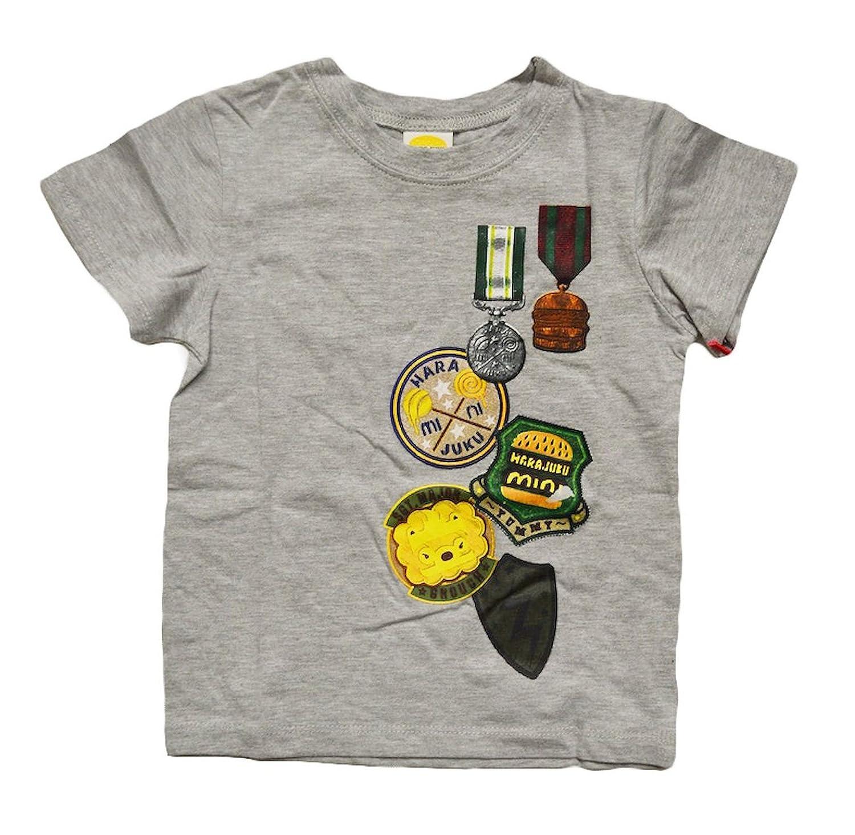 人気特価 Harajuku Mini B01C9AH8RQ Harajuku Boys Boys Scouts半袖Tシャツサイズ2t B01C9AH8RQ, オバタ質店:a3cf550c --- sabinosports.com