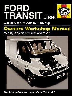 ford transit diesel 06 13 haynes repair manual amazon co uk rh amazon co uk MK3 Ford Monster Ford MK3 1.8D