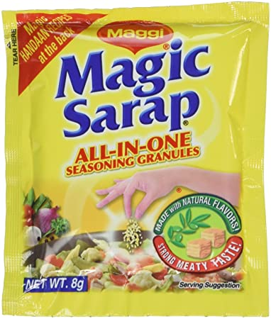 Maggi Magic Sarap All-in-One Seasoning 8g 12pc