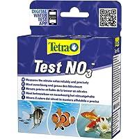 Tetra Test NO3 (Nitrat) (Wassertest für Süß und Meerwasseraquarien, misst zuverlässig und genau den Nitratwert)