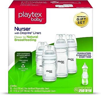 Playtex BPA Free Premium Nurser Bottles
