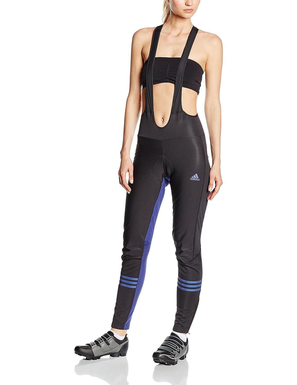 95764606c78362 adidas Cycling Damen Radhose Response warmtefront Bib: Amazon.de: Sport &  Freizeit