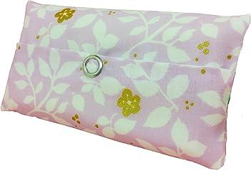 Taschentücher Tasche flieder lila gold weiß Glitzer Design Adventskalender Befüllung Wichtelgeschenk Mitbringsel Give away Mitarbeiter Weihnachten