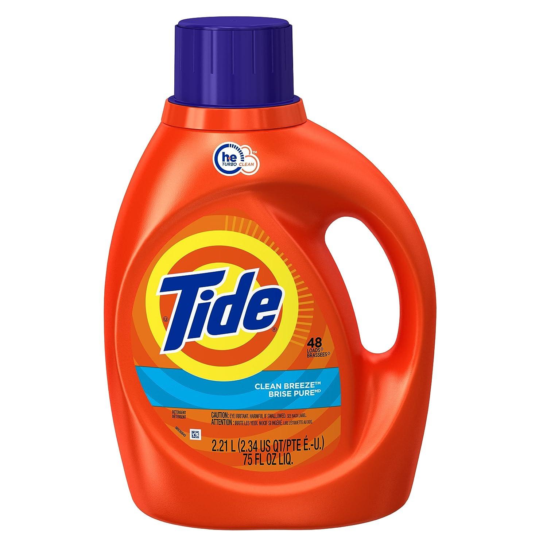 he washing machine detergents