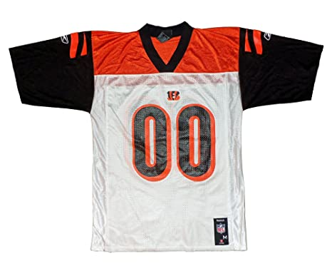 Amazon.com  Cincinnati Bengals NFL Mens Team Mid Tier Jersey 1d345f402
