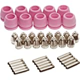 set of Nozzle Electrode and Cup 40-Piece PCON40 for LTP5000D LTP6000 LTPDC2000D LTPAC2500