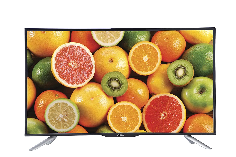 Best 40 inch LED TVs in India under 30000 - Onida LEO40FV/LEO40FBL/ Full HD LED TV