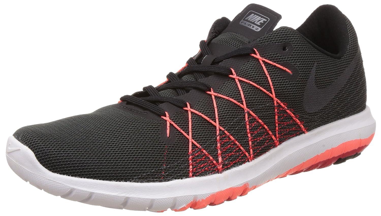 NIKE Men's Tanjun Se Running Shoes B002ZW46B0 9.5 D(M) US|Black/University Red/Total Crimson/Hematite
