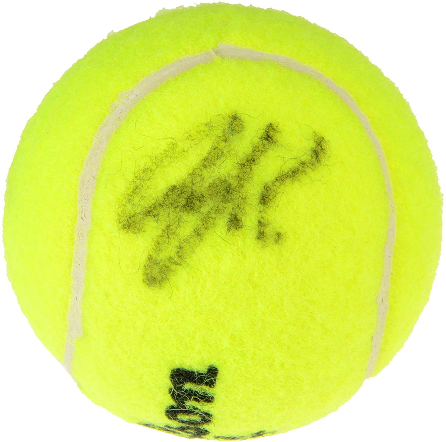 Andy Roddick Autographed Wilson Tennis Ball - Fanatics Authentic Certified - Autographed Tennis Balls