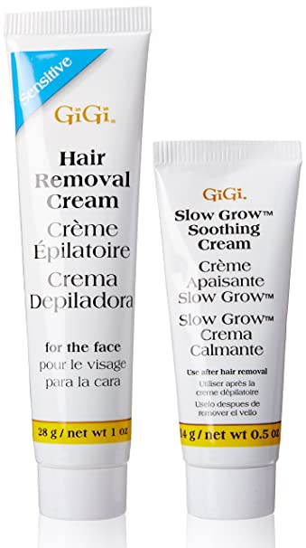 Gigi GG-340 Hair Removing Cream, 1 Ounce