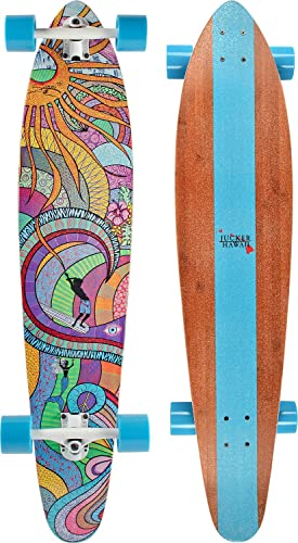 JUCKER HAWAII Longboards – Authentic Cruiser Freeride Boards – Original Shapes – Genuine Designs
