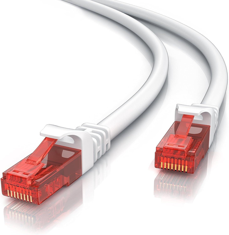 25m Netzwerkkabel Rj45 Ethernet Gigabit Lan Kabel Computer Zubehör