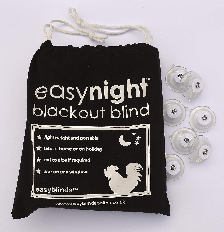 Easynight Rideau occultant portatif de voyage easyblinds EN MK2