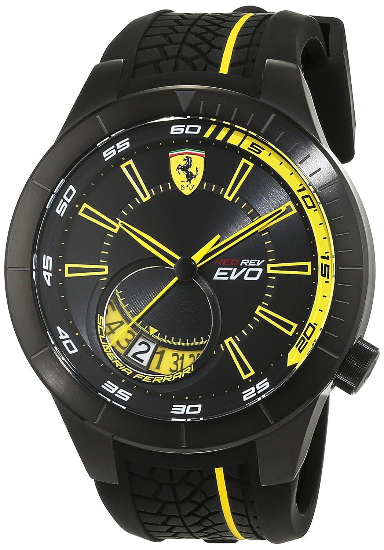 Scuderia Ferrari - Herren -Armbanduhr 830340