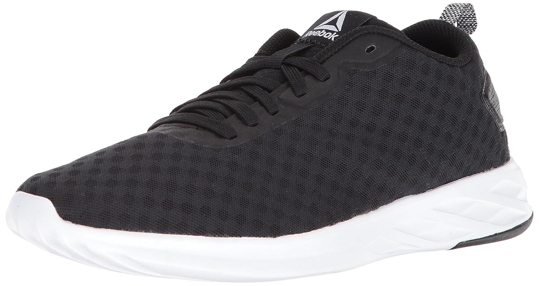 Reebok Women's Astroride Soul Sneaker B07752D14S 7.5 B(M) US|Black/White