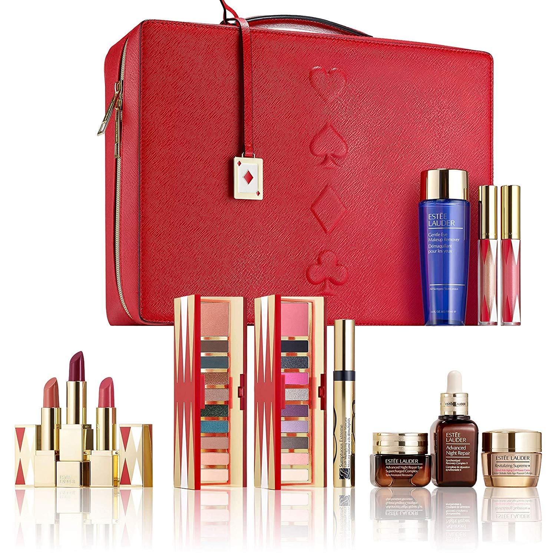 Estee Lauder Christmas Makeup Set 2020 Cool Color Amazon.: Estee Lauder 2019 Holiday Blockbuster Gift Set $455+