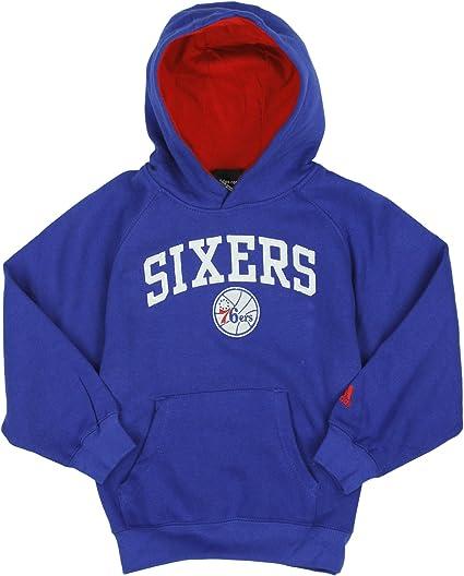 get new look for limited guantity Amazon.com : adidas Philadelphia 76ers NBA Little Boys (4-7 ...