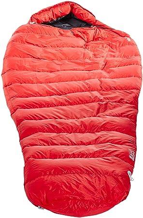 Marmot Atom - Saco de dormir, color rojo, talla Left Zip: Amazon.es: Deportes y aire libre
