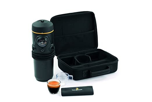 Handpresso Auto Set - Cafetera de cápsulas portátil, 140 W, color ...