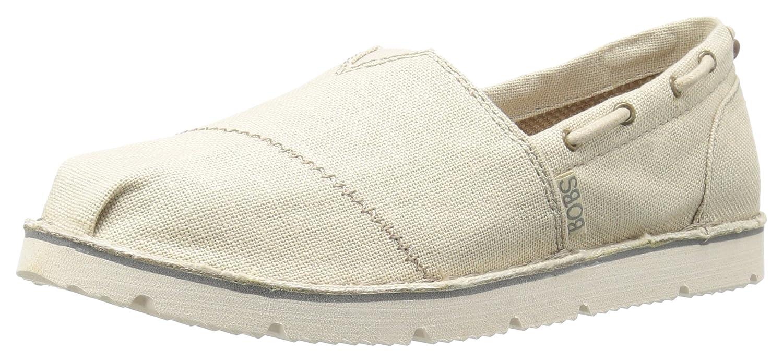 Skechers BOBS from Women's Chill Luxe Flat B01J4ITKSQ 6.5 B(M) US|Natural Flex