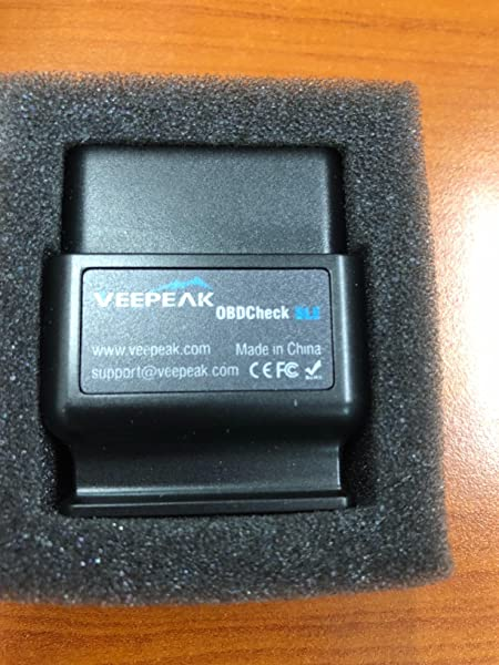 Veepeak OBDCheck BLE is a highly recommended OBD2 scanner to the beginners and DIYers