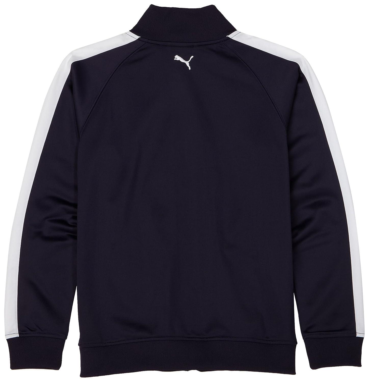 4e44207f21e8 Amazon.com  PUMA Big Boys  7cm Track Jacket  Clothing