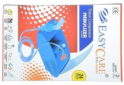 Easy Care Nebulizer White Blue Amazon In Health Personal Care