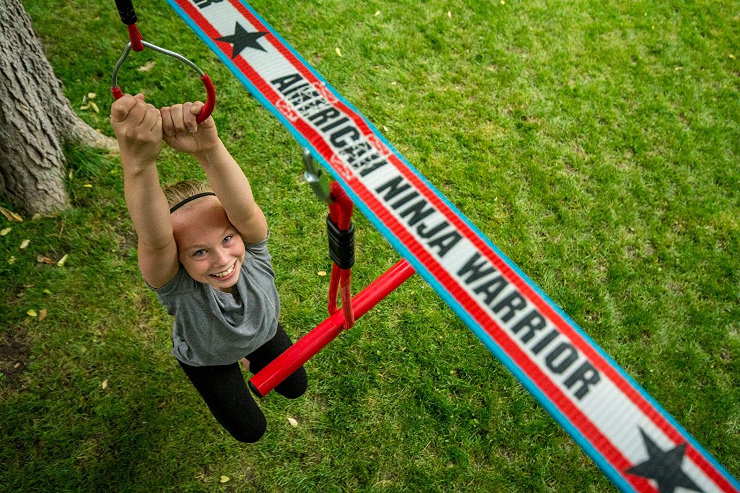 Amazon.com: American Ninja Warrior 40 Deluxe NinjaLine ...