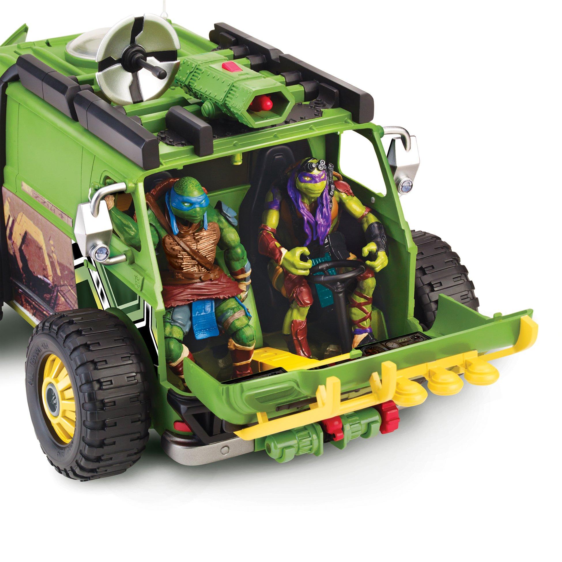 Teenage Mutant Ninja Turtles Movie Van by Nickelodeon (Image #3)
