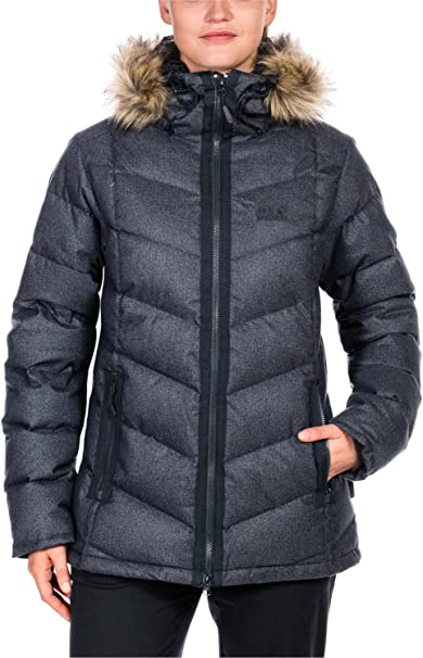 Jack Wolfskin Damen Baffin Bay Jacket Women Daunenjacke