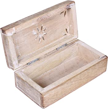 Small Trinket or Jewellery Box w.Lid