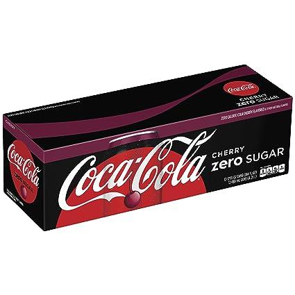 ¿Puedes beber Coca-Cola cero en la dieta ceto?