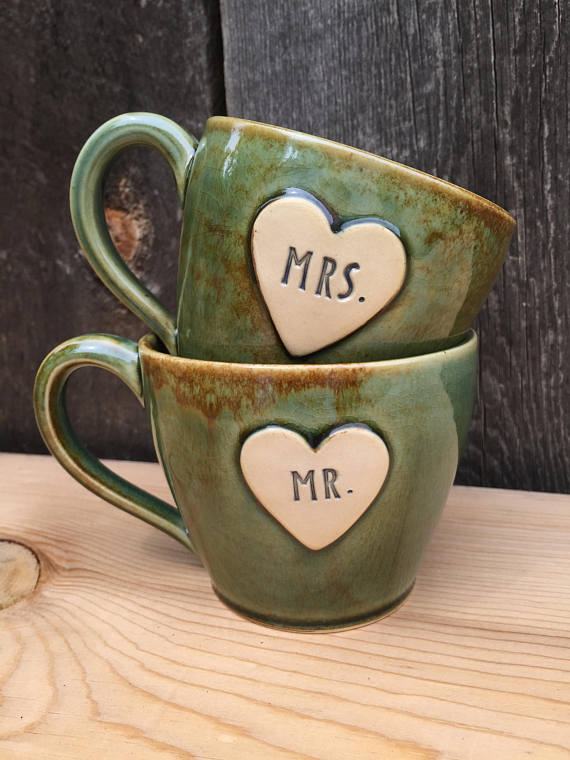 MR and MRS mug set A&N 1.6.18
